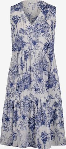 Vera Mont Dress in Blue