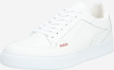 HUGO Matalavartiset tennarit 'Vera Lace' värissä valkoinen, Tuotenäkymä