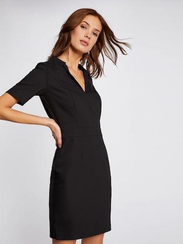 Morgan Puzdrové šaty - Čierna