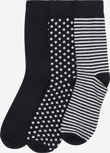 JACK & JONES Ponožky - námořnická modř / bílá, Produkt