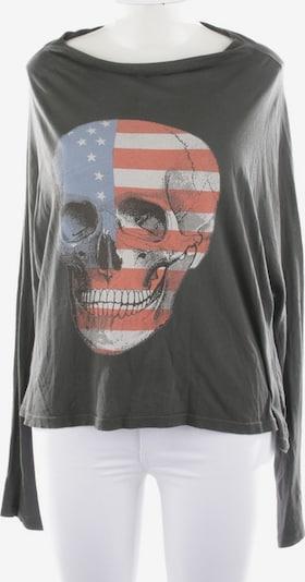 Wildfox Shirt langarm in L in dunkelgrün, Produktansicht