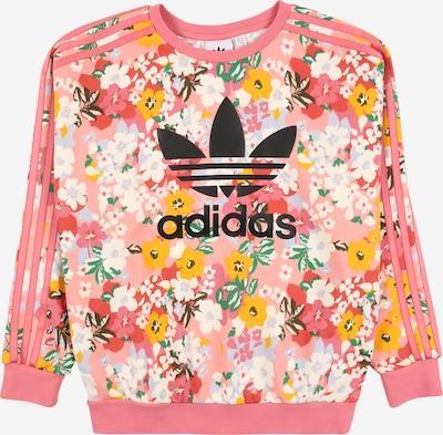 ADIDAS ORIGINALS Sweatshirt in mixed colours / pink, Item view