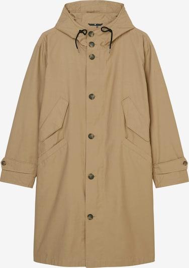 Marc O'Polo Kapuzen-Mantel in beige, Produktansicht
