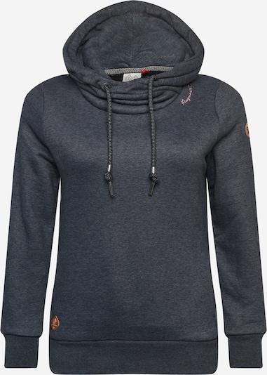 Ragwear Plus Sweater majica u crna, Pregled proizvoda