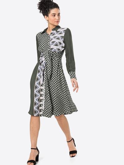 s.Oliver Košilové šaty - khaki / mix barev, Model/ka