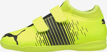 PUMA Athletic Shoes 'FUTURE 4.1' in Yellow