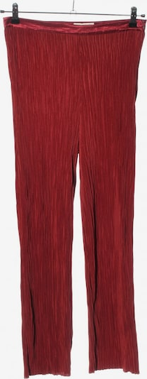SELECTED High-Waist Hose in M in rot, Produktansicht