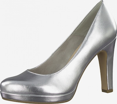 TAMARIS Pumps in silber, Produktansicht