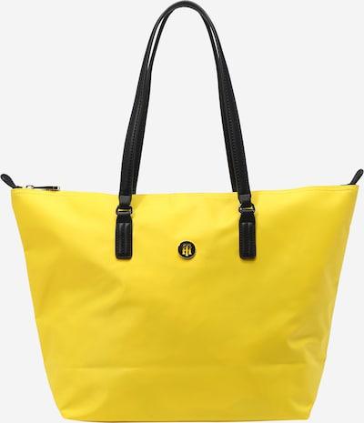 TOMMY HILFIGER Nákupní taška 'Poppy' - žlutá / černá, Produkt