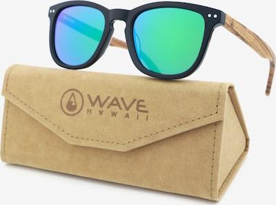Wave Hawaii Sonnenbrille ' Palmar' + Etui in rauchgrau, Produktansicht