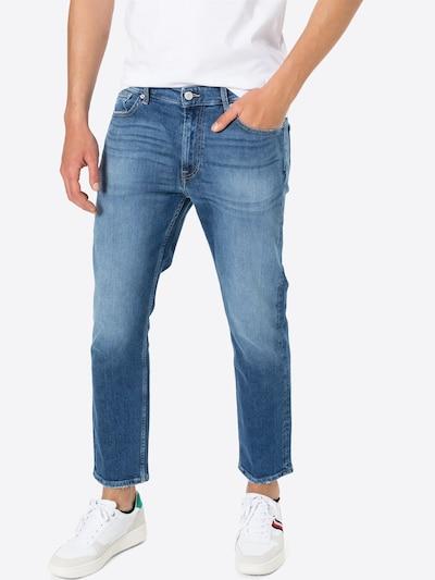 Tommy Jeans Farkut värissä sininen denim, Mallinäkymä