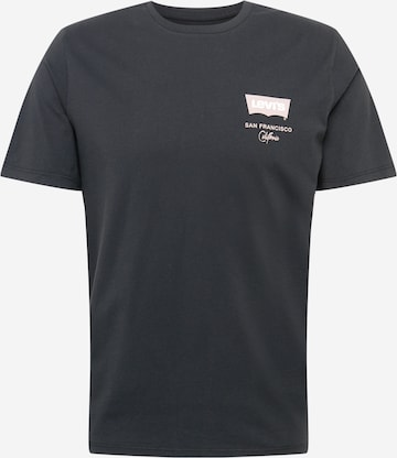 LEVI'S T-Shirt in Schwarz