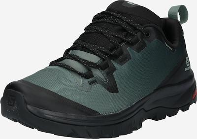 SALOMON Chaussure basse 'VAYA' en pétrole / noir, Vue avec produit