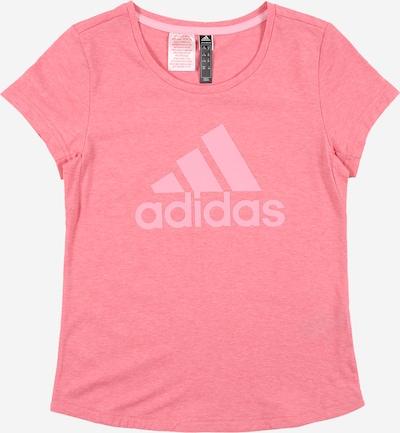 ADIDAS PERFORMANCE Sport-Shirt in rosa / altrosa, Produktansicht