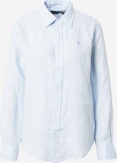 POLO RALPH LAUREN Chemisier en bleu clair, Vue avec produit