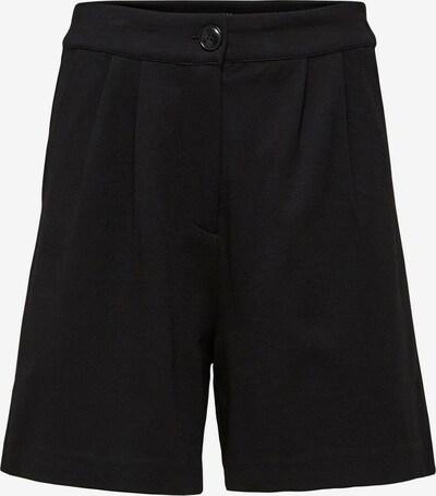 SELECTED FEMME Pantalon 'SELECTED FEMME' en noir, Vue avec produit