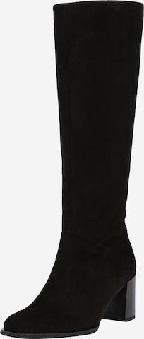 GABOR Kozaki w kolorze czarny