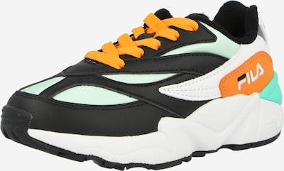FILA Sneakers 'V94M F' in de kleur Mintgroen / Sinaasappel / Zwart / Wit, Productweergave