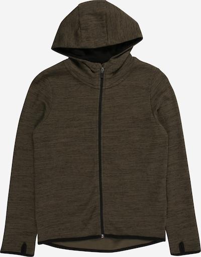 NAME IT Kardigan 'SCOTT' w kolorze oliwkowy / czarnym, Podgląd produktu