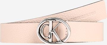 Curea de la Calvin Klein Jeans pe roz