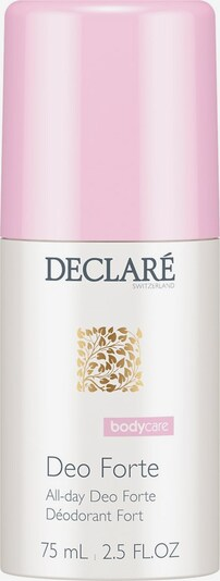 Declaré Deoforte Deodorant Roll-On in rosa, Produktansicht