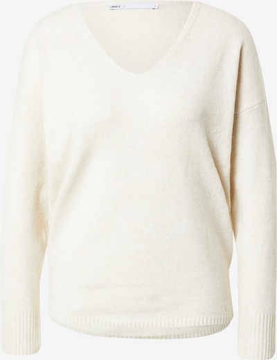 ONLY Pullover 'Rica' in creme, Produktansicht