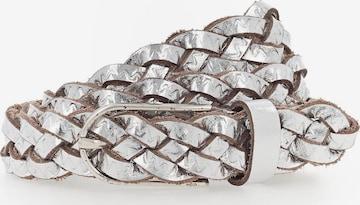 VANZETTI Belt in Silver