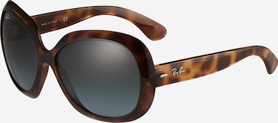 Ochelari de soare 'JACKIE' Ray-Ban pe maro / maro coniac, Vizualizare produs