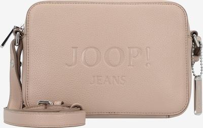JOOP! Jeans Umhängetasche' Lettera Cloe' 21 cm in beige, Produktansicht