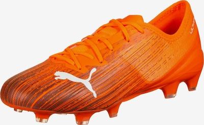 PUMA Fußballschuh 'Ultra Chasing Adrenaline 2.1' in orange / schwarz / weiß, Produktansicht