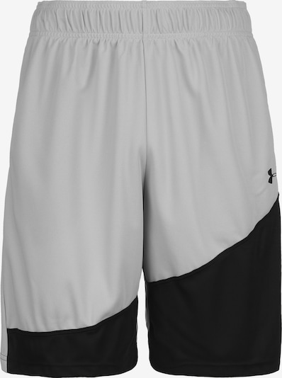 UNDER ARMOUR Basketballshorts in grau, Produktansicht