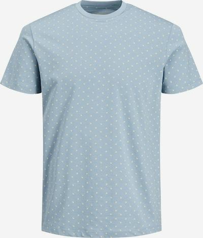 JACK & JONES Tričko - krémová / dymovo modrá, Produkt