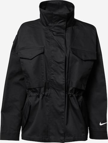 Nike Sportswear Between-Season Jacket in Black