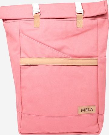 MELAWEAR Rucksack 'Ansvar I' in Pink