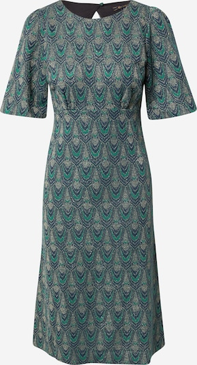 King Louie Šaty 'Cleopatra' - marine modrá / šedá / tmavě zelená, Produkt