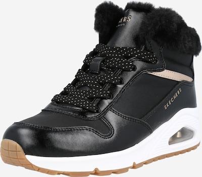 SKECHERS Stiefel 'COZY ON AIR' in nude / schwarz, Produktansicht
