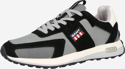 GANT Niske tenisice 'Ketoon' u siva / crna, Pregled proizvoda