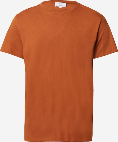 DAN FOX APPAREL T-shirt 'Piet' i konjak, Produktvy