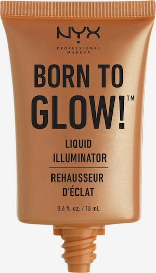 NYX Professional Makeup Highlighter 'Born To Glow' in, Produktansicht
