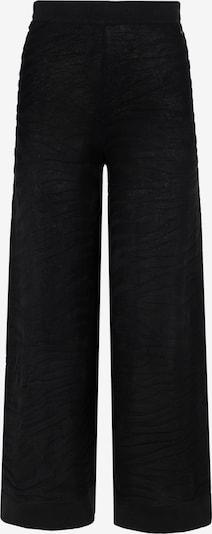 Scalpers Hose in schwarz, Produktansicht