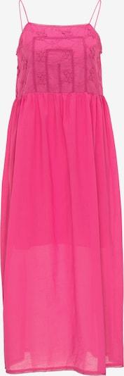 IZIA Jurk in de kleur Pink: Vooraanzicht