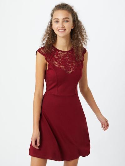Tally Weijl Kleid in dunkelrot, Modelansicht