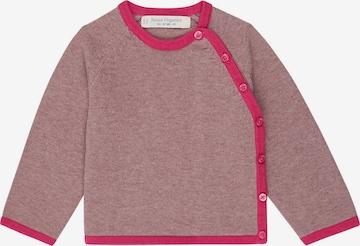 Sense Organics Knit Cardigan 'P. PICASSO' in Pink