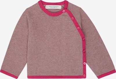 Sense Organics Strickjacke 'P. PICASSO' in pink / rosé, Produktansicht