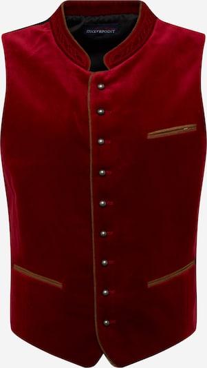 STOCKERPOINT Krojová vesta 'Ricardo' - červená, Produkt