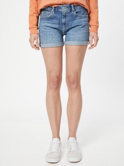 AG Jeans Jeans 'Haley' in de kleur Blauw denim, Modelweergave