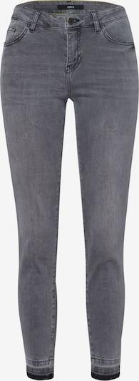 zero Jeans in grey denim, Produktansicht