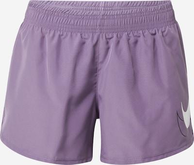 NIKE Sportovní kalhoty - světle fialová / černá / bílá, Produkt