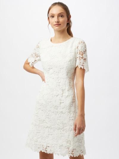 APART Vestido de gala en crema, Vista del modelo