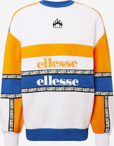 About You x Ellesse Sweatshirt 'Urvios' in White, Item view